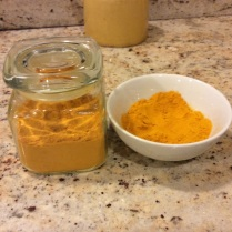Turmeric, an ancient spice from India has potent antioxidant properties