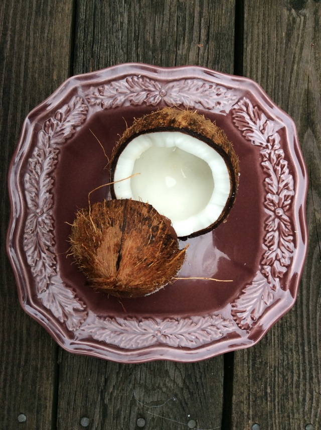 91% of the fat in coconut is saturated, far outstripping butter at 68%.
