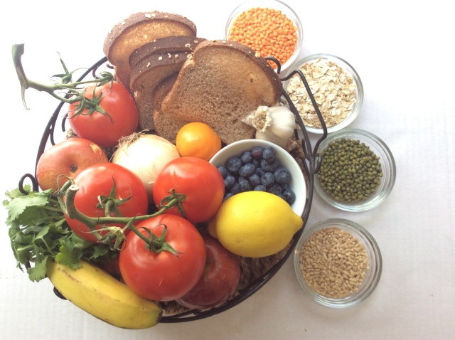 Loading up on fiber rich foods is the key to good health. © Copyright, January, 2016, Sangeeta Pradhan, RD, LDN, CDE.